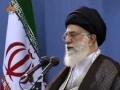 ملت ايران دشمن کے مقابلے میں ڈٹی ہوئی ہے - Urdu