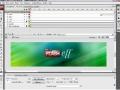 FlashEff Animation Component Animating a Website Header - English
