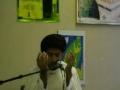 Bad actions destroy ur life  - Molana syed m r jan kazmi - Geneva 2011 mj 6- English