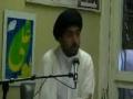 weladat e hazrat imam hassan  - Molana syed m r jan kazmi  - Geneva 2011 mj 7- English