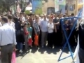 [Quds Day 2011] Protest in Tabriz, Iran - All Languages
