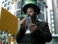 [Quds Day 2011 Times Square, New York] Rabbi Yoel Loub - English