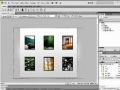 Simple Thumbnail Gallery Webpage Dreamweaver Tutorial - English