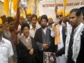 [Quds Day 2011] Protest in Hyderabad, India - Urdu