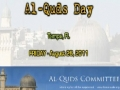 [AQC] Al-Quds Day in Tampa, FL USA - 26 August 2011 - All Languages
