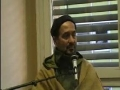 difference between us and the prophet pbuh by molana syed jan ali kazmi- Part1 - Urdu