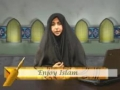 Razia Najafi - Enjoy Islam Part 5- English