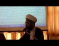 [3 of 3]-Maulana Dr Hussnain Nadir - Weekly Majalis  2011- Components of ISLAMIC culture and Civilization - Urdu