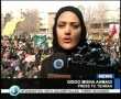 26th Jan 2008 Iranians Protesting for Palestinian Brothers of Ghazza - English News