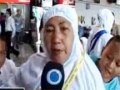 [Hajj 2011] Indonesian Muslim pilgrims make annual Hajj pilgrimage - English