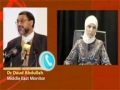 Politics and Media with Salma Yaqoob - Babar Ahmad petition, Sheikh Raed Salah deportation - 31Oct2011 - Part 4 - Englis