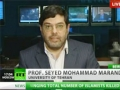 US or Israel in no position to attack Iran - Professor Mohammad Marandi - 08nov2011 - English