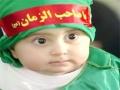 World Commemoration for Ali Asghar (as) حضرت علی اصغر دلم از دنیا سیره - Farsi