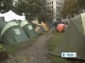 [EUROPEAN AWAKENING] Occupy London protesters take over Swiss bank building - 18 Nov 2011 - English