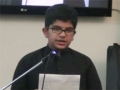 Shab-e-1st Muharram - Karbala from different Angles Speech By Deebaj - English