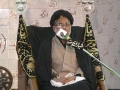 [2] H.I. Hasan Zafar Naqvi - Peghaam e Kerbala - IRC - 2 Muharram 1433 - 28-11- 2011 - Urdu