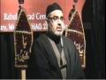 [2] Karbala Aur Azmat-e-Insaani - Ali Murtaza Zaidi - Babul Murad Centre London UK - Muharram 1433 28Nov2011 - Urdu