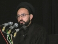 [1] H.I. Sadiq Raza Taqvi - نظام کائنات میں ھدایت اور مظھر ھدایت - Muharram 1433 - Urdu