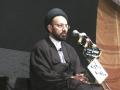 [4] H.I. Sadiq Raza Taqvi - نظام کائنات میں ھدایت اور مظھر ھدایت -  Muharram 1433 - Urdu