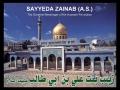 Sayyeda ZAINAB (s.a) The Greatest Messenger of Hussaini Revolution - Urdu English