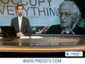 Noam Chomsky: Occupy movements tactics extremely successful - English