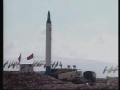 Irans Launched Space Rocket - Persian