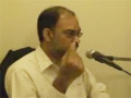 **MUST WATCH** - TAWHEED - pt 2a of 2 - Agha Haider Raza - urdu