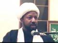 Hypocrisy & Faith - Maulana Jafar Mohibullah - Saint Louis - 10 Dec 2011 - English