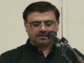 [Hussain Day] By Hussaini Association Calgary- Salaam By Brother Zeeshan Zaidi- Urdu
