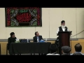[Hussain Day] By Hussaini Association Calgary- Speech Moulana Arab Gilani (Ahl e sunnat Alim) - Urdu