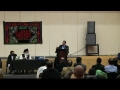 [Hussain Day] By Hussaini Association Calgary- Speech by MLA Alberta Moh Ameeri- Urdu