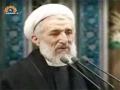 [6 Jan 2012] Tehran Friday Prayers  - حجت الاسلام صدیقی  - Urdu