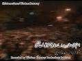 Noha by Br. Atir Haider at Janaza Shaheed Askari Raza - Sindh Governor House Karachi - Urdu
