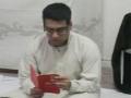 Hadith-E-Kissa-Imambargah-e-Masoomeen-Windsor, Jan. 01, 2012 -Arabic