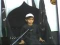 8 RABI UL AWAL MAJLIS - by young boy - Urdu
