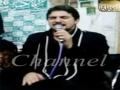 Farhan Ali Waris - Boht Ro Chuki Hay Sakina - At Darbar Bibi Pak Daman 2012 - Urdu