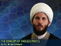 [2] The Concept of Taqleed - H.I. Hamza Sodagar - English