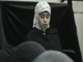 Lady Hazrat Nargis (a.s) Aliha Rizvi of Sunday School - English