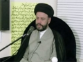 """Mout Aur Hayat"" by Moulana Zaki Baqri at Al-Haadi Musalla Toronto 18Feb2012 - Urdu"
