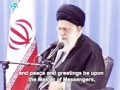 Ayatullah Khamenei speech at the Islamic Awakening Youth Conference - Farsi with English Subtitles - Full Speech