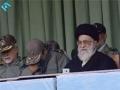 Parade by Baseej on Ayatullah Khamenei visits Baseej  on 28th Nov 2011 - Farsi