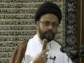Friday Sermon by Moulana Zaki Baqri at CIG Toronto 02MAR2012 - English