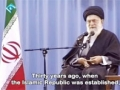 03 Ayatullah Khamenei - The battle is a battle of wills (Farsi sub English)