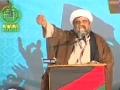*Must Watch* [Quran-o-Ahlebait Conference 25Mar2012] HI Raja Nasir Abbas Speech  - Urdu