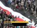 [07 April 2012] Assad supporters rally across Syrian cities - Presstv - English