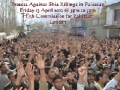 Protest in LONDON, UK Against Shia Killings in Pakistan, Friday 13 April 2012 @ 3pm-5pm - Urdu