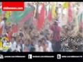 Alamti Dharna in Karachi - MWM / ISO - Urdu
