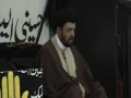 Prophet and their influence on Society by  Moulana Ahmed Raza Hussaini  Part 1 Hussaini Calgary -  Urdu