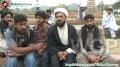 [13 April 2012] H.I. Asghar Askari on Gilgit Baltistan Incident - Islamabad Dharna at Parliament house - Urdu