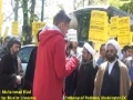 [1] Quran Recitation by Br. Muhammad Rizvi - Protest @ Pakistan Embassy, Washington DC - 14Apr12 - Arabic